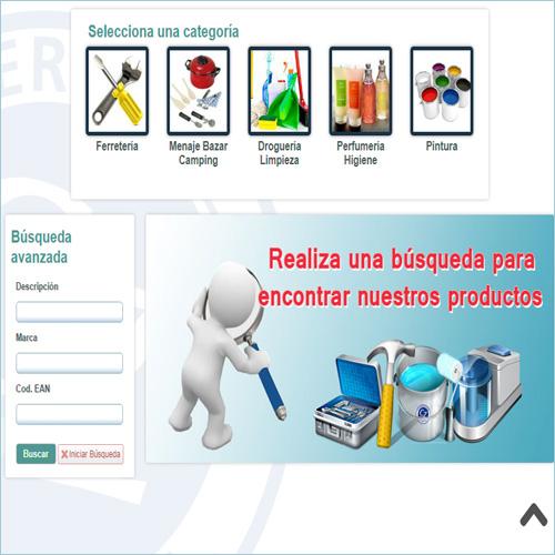 catálogo COFERDROZA