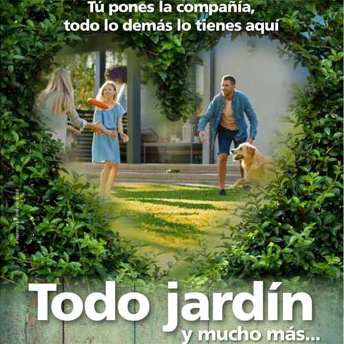 oferta jardín