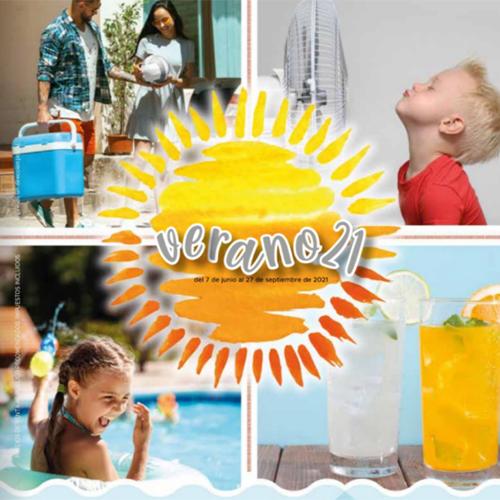 Catálogo OFERTAS de verano, hasta el 27 de septiembre